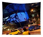 Ion Orchard At Night 01 Tapestry
