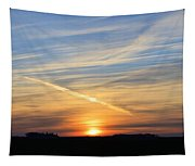 Iowa Sunrise Tapestry