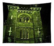 Ireland Church IIi Emerald Night Tapestry