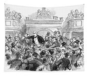Ireland Election, 1857 Tapestry