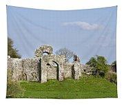 Irish Ruins Tapestry