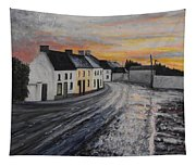 Rathvilly After The Rain Tapestry