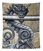 Iron Dragon Tapestry