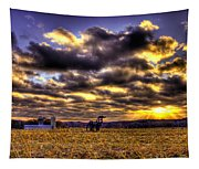 Iron Horse Still Strong Tapestry