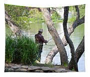 Is The Fisherman Real? Tapestry