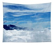 Island In The Clouds Tapestry
