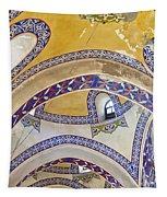 Istanbul Grand Bazaar Interior Tapestry
