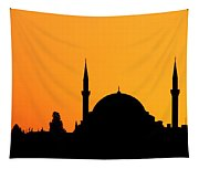 Istanbul Sunset Tapestry