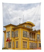 Istanbul Wooden Houses 04 Tapestry