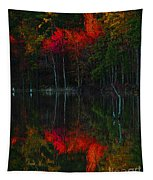 It Fall Time Again Tapestry