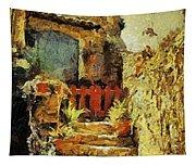 Italian Courtyard Tapestry