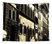 Italian Facades  Tapestry