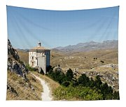 In That Quiet Earth - An Italian Landscape  Tapestry