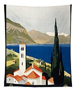 Italian Travel Poster, C1930 Tapestry