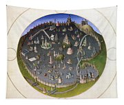 Italy: Rome, 15th Century Tapestry