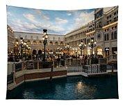 It's Not Venice Tapestry