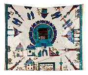 Iznik Kaaba Tapestry