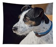 Jack Russell Terrier Tapestry