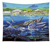 Jacksonville Kingfish Off0088 Tapestry