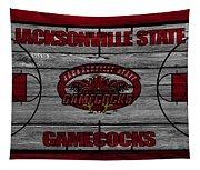 Jacksonville State Gamecocks Tapestry