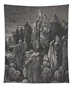 Jacob Goeth Into Egypt Tapestry