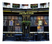 Jacob's Pub Tapestry