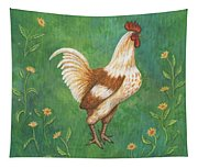 Jagger The Rooster Tapestry