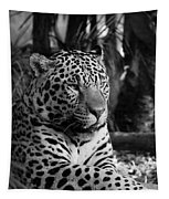 Jaguar Mono Tapestry