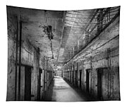 Jail - Eastern State Penitentiary - The Forgotten Ones  Tapestry