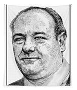 James Gandolfini In 2007 Tapestry