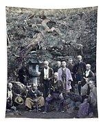 Japan Group Portrait, C1866 Tapestry