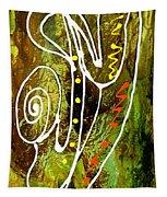 Jazz 1 Tapestry