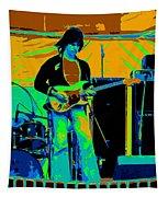 Jb #15 Enhanced In Cosmicolors Crop 2 Tapestry