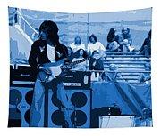 Jb #33 Enhanced In Blue Tapestry