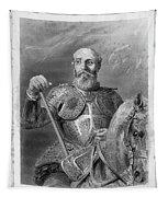 Jean Parisot De La Valette (1494-1568) Tapestry