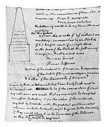 Jefferson: Tombstone Tapestry