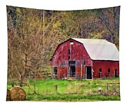 Jemerson Creek Barn Tapestry