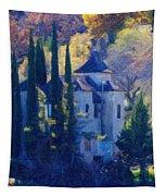 Jerome's Powder Box Church Tapestry