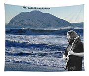 Jerry Garcia At Mt Tamalpaisland 2 Tapestry