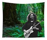 J G In Muir Woods Tapestry