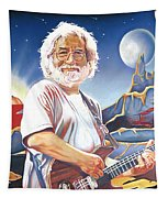 Jerry Garcia Live At The Mars Hotel Tapestry