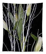 Jersey Lilies Tapestry