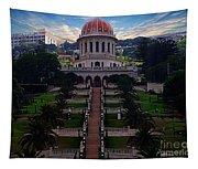 Jerusalem 2 Tapestry