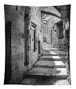 Jerusalem Street Tapestry