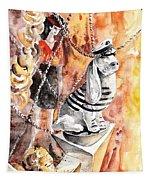 Jeux De Seduction In Dublin 06 Tapestry