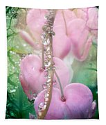 Jewels On Hearts Tapestry