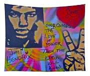 Jimi Power Tapestry