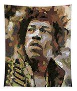 Jimmy Hendrix Tapestry
