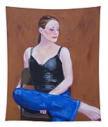 Jo In Chair Tapestry
