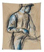 Jockey Tapestry